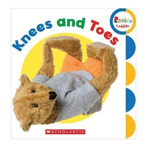 Rookie Toddler: Knees and Toes Hardcover