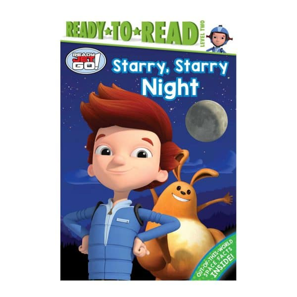 Starry, Starry Night Softcover-Paperback