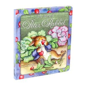 The Story of Peter Rabbit Board book – Picture Book