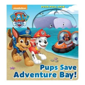 Nickelodeon PAW Patrol: Pups Save Adventure Bay! Board book