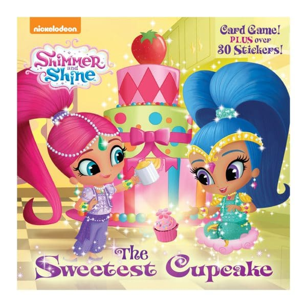 The Sweetest Cupcake (Shimmer and Shine) Softcover-Paperback