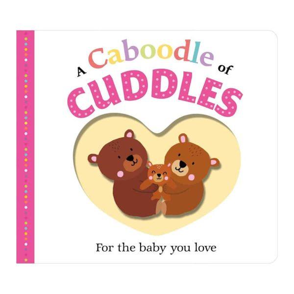 Picture Fit Board Books: A Caboodle of Cuddles Board book