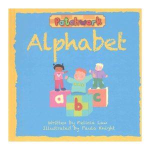 Alphabet Library Binding – Illustrated