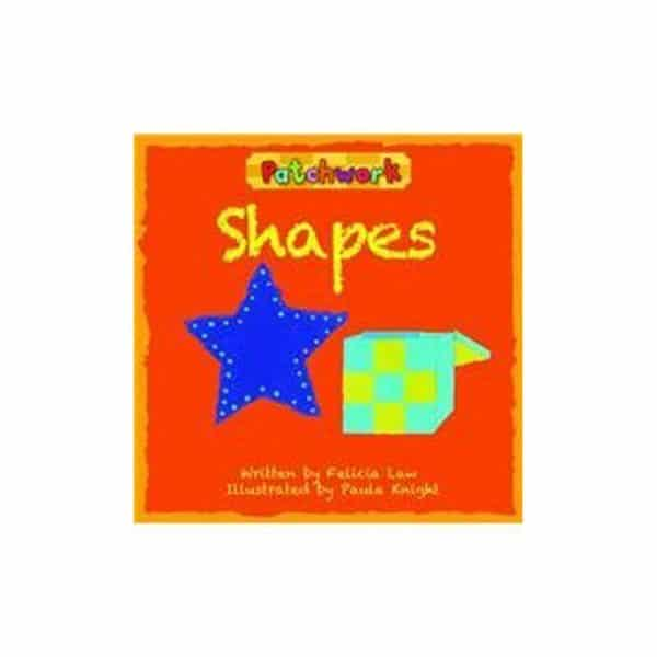 Shapes Softcover-Paperback – Illustrated