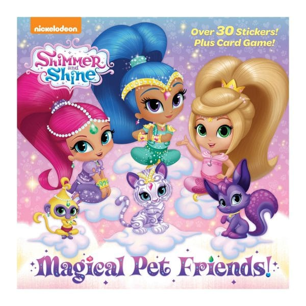 Magical Pet Friends! (Shimmer and Shine) Softcover-Paperback