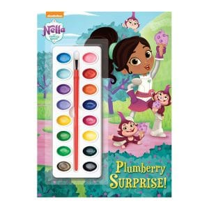 Plumberry Surprise! (Nella the Princess Knight) Softcover-Paperback