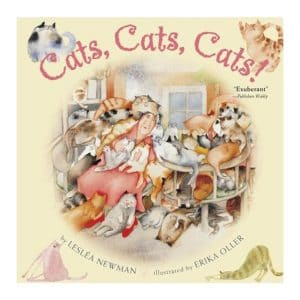 Cats, Cats, Cats! Softcover-Paperback – Picture Book