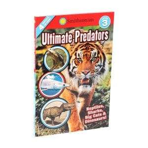 Smithsonian Readers: Ultimate Predators Level 3 Softcover-Paperback
