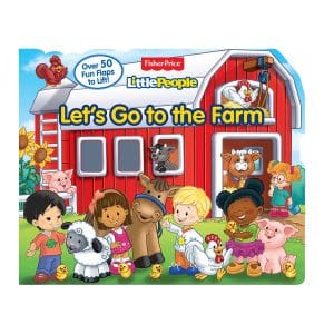 Fisher Price Little People: Let's Go to the Farm Hardcover