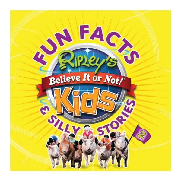 Ripley's Fun Facts & Silly Stories 2 (Volume 2) Softcover - Paperback
