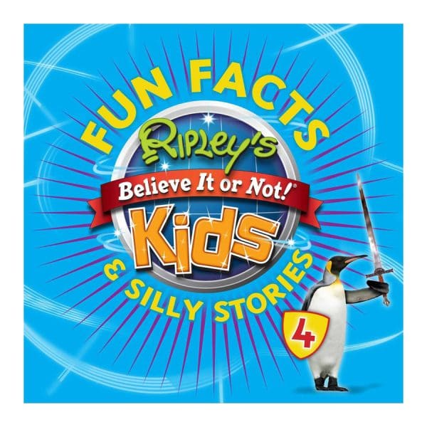 Ripley's Fun Facts & Silly Stories 4 (Volume 4) Softcover - Paperback