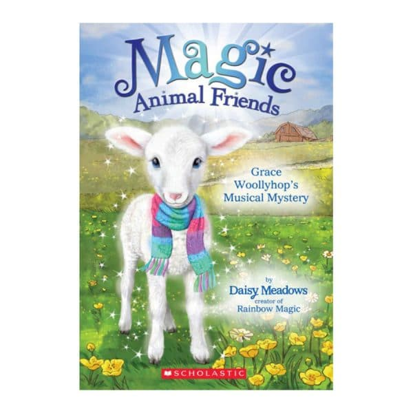 Magic Animal Friends: Grace Woollyhop's Musical Mystery Softcover-Paperback