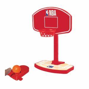 NBA Toy Flick Basketball Game