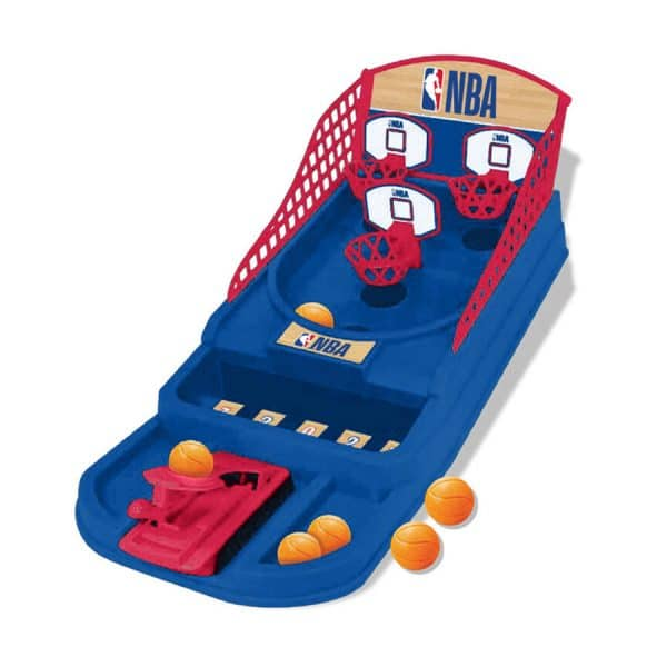 NBA Toy Arcade Challenge Game