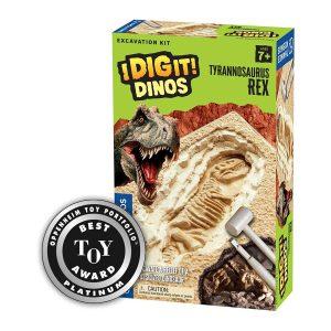 I Dig It Dinos Tyrannosaurus Rex Excavation Kit