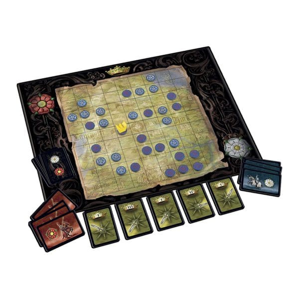 The Rose King Board Game