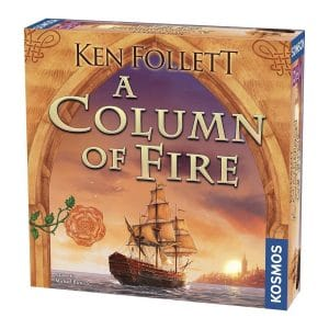 A Column of Fire The Board Game