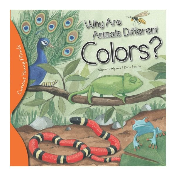 Why are Animals Different Colors? Paperback