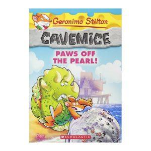 Paws Off the Pearl! (Geronimo Stilton Cavemice #12) Paperback