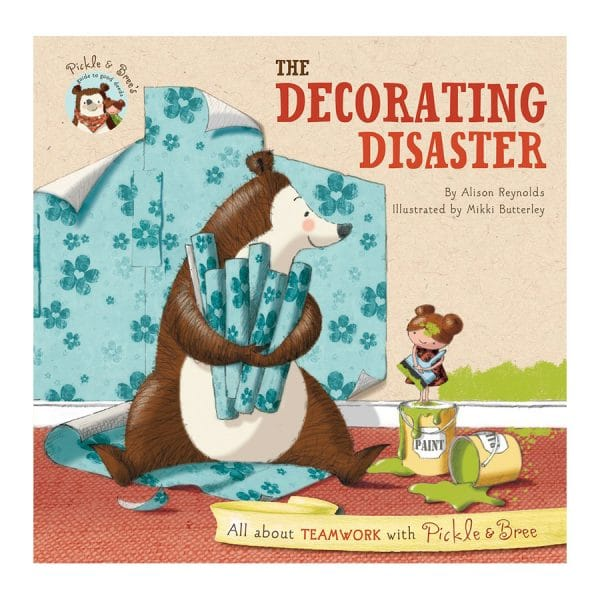 Pickle & Bree and the Decorating Disaster Hardcover