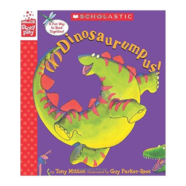 Dinosaurumpus! (A StoryPlay Book) Hardcover