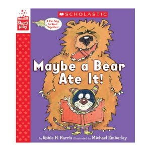 Maybe a Bear Ate It (A StoryPlay Book) Hardcover