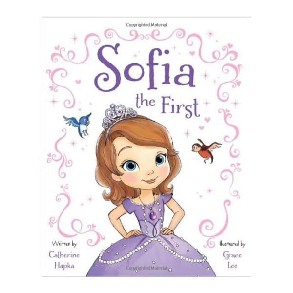 Sofia the First Hardcover