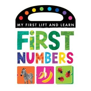 First Numbers My First Lift & Learn