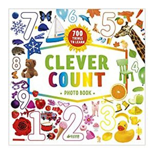 Clever Count Photo Book