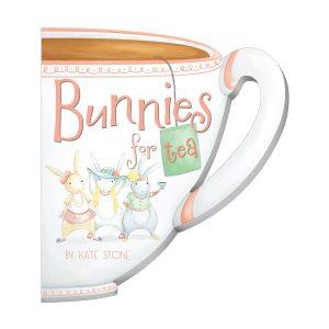 Bunnies For Tea Board book