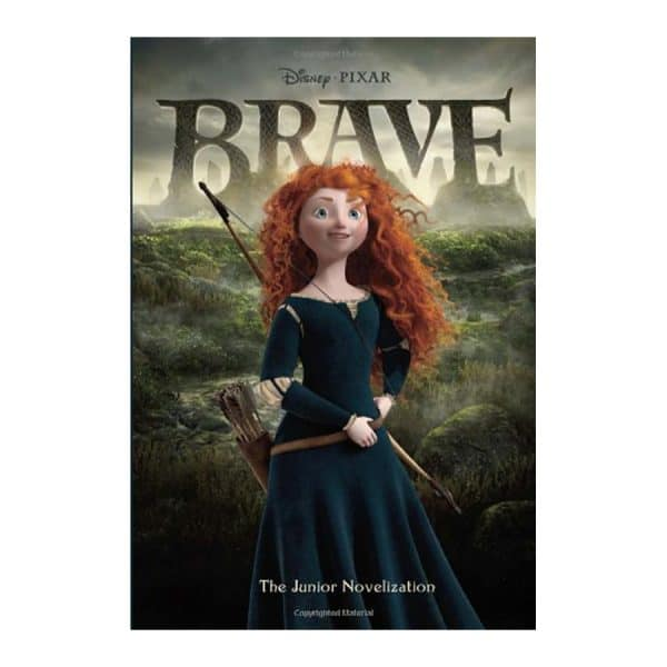 Brave Junior Novelization (Disney/Pixar Brave) Paperback