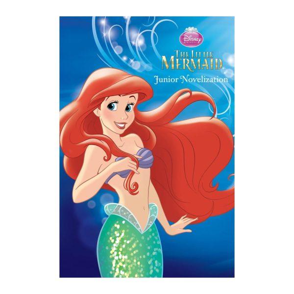 The Little Mermaid Junior Novelization (Disney Princess) Paperback