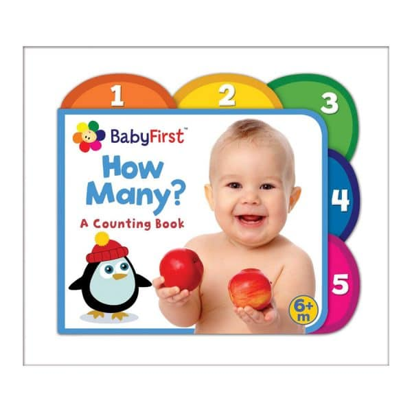 BabyFirst: How Many?: A Counting Book Board book