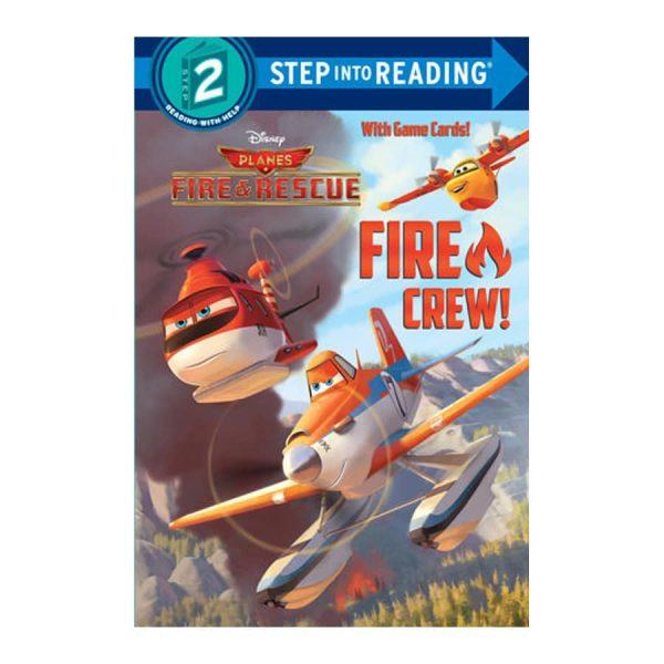 Fire Crew Planes