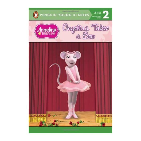Angelina Takes a Bow - Paperback