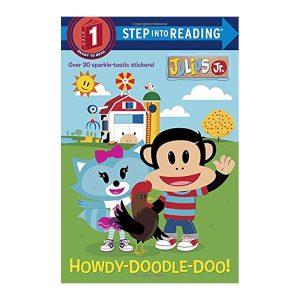 Howdy-Doodle-Doo! (Julius Jr.) Paperback