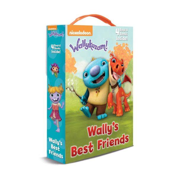 Wally's Best Friends 4 Book Set