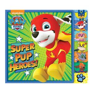 Super Pup Heroes! (PAW Patrol) Board book