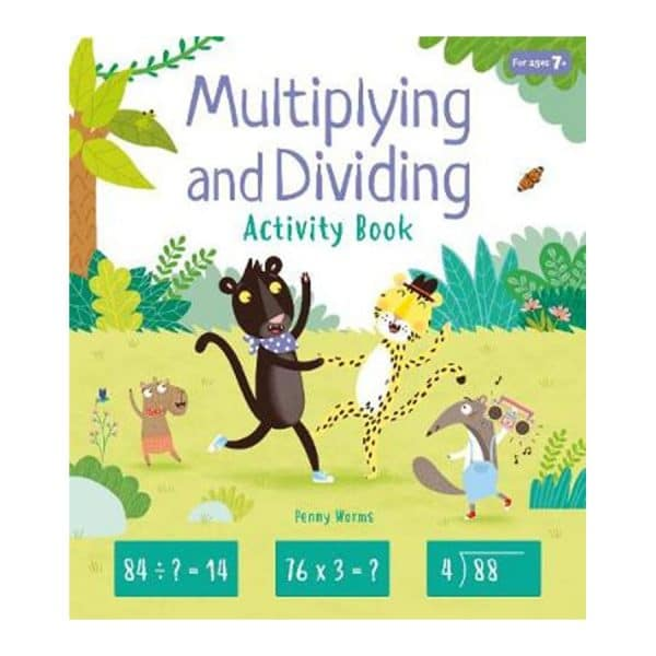 Multiplying and Dviding Activity Book