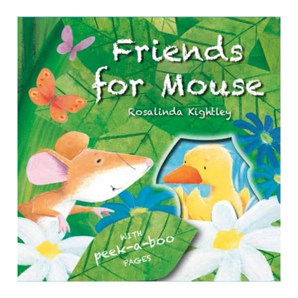 Friends for Mouse Hardcover – Picture Book