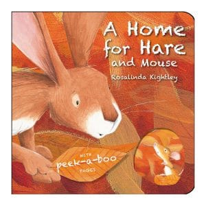 A Home for Hare and Mouse Hardcover