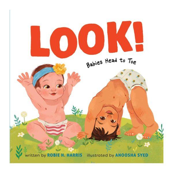 Look!: Babies Head to Toe Board book