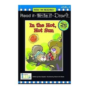 In the Hot, Hot Sun - Level 2 - Softcover