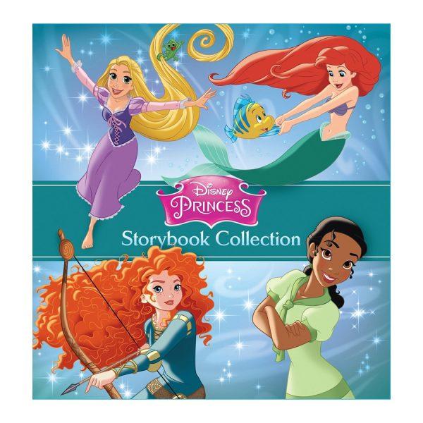 Disney Princess Storybook Collection Hardcover