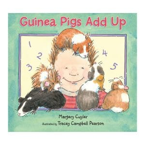 Guinea Pigs Add Up Library Binding