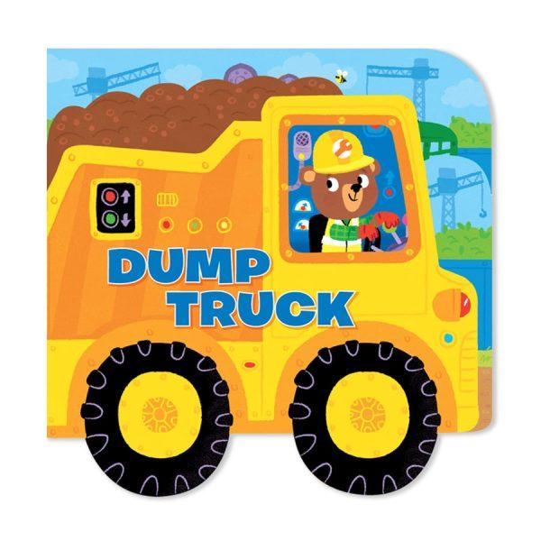 Dump Truck Board book