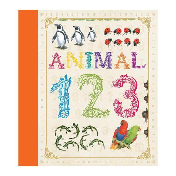 Animal 123 Hardcover