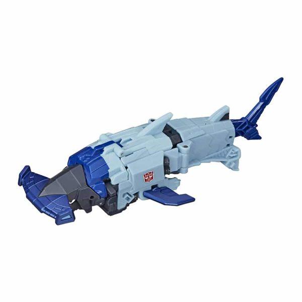 Transformers Bumblebee Cyberverse Adventures Warrior Class Rip Thrash Hammerbyte Action Figure