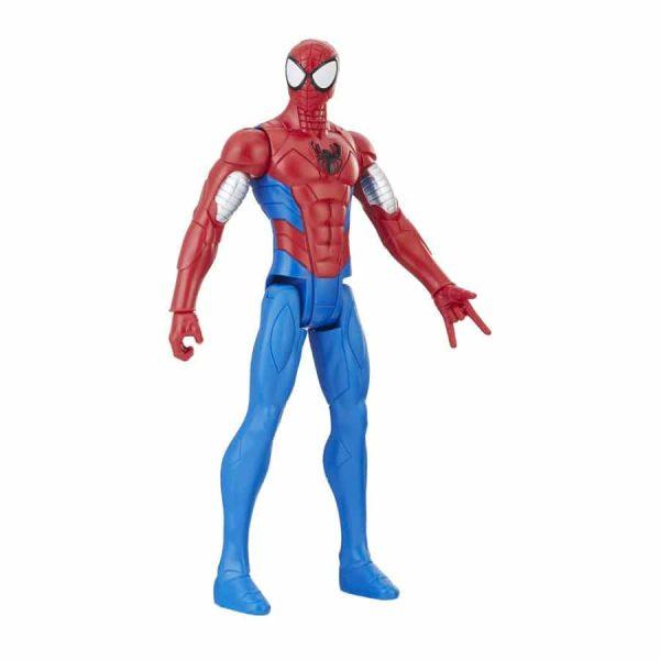 Spider-Man:Titan Hero Series Armored Spider-Man Figure