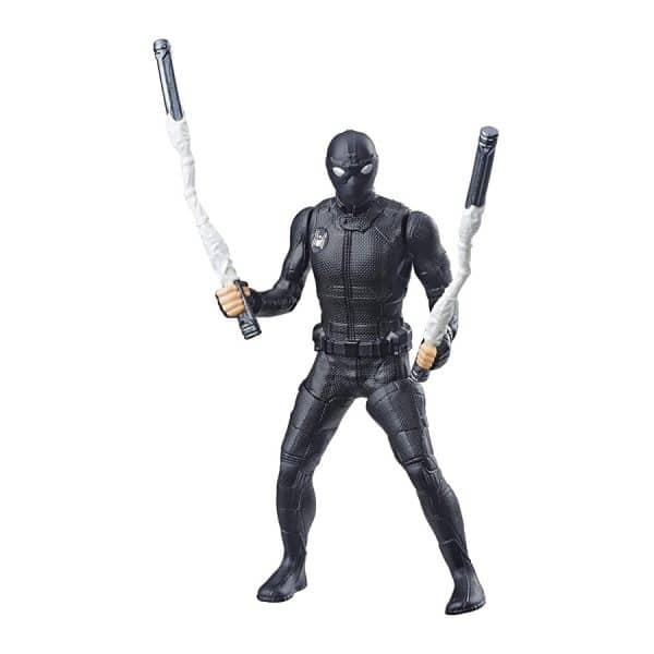 Spider-Man: Far from Home: Web Strike Action Figure
